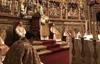 Homilía del Arzobispo de Toledo D. Braulio Rodríguez