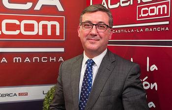 Marcial Marín, consejero de Educación, Cultura y Deportes de la JCCM.