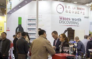 Los vinos DO La Mancha inician la gira asiática.