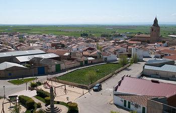 Vista panorámica de El Bonillo.