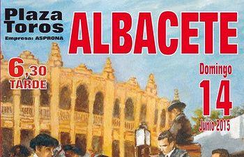 CORRIDA COMPLETA ASPRONA 14 06 15 Albacete   Ponce, Perera, Cayetano