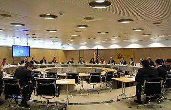 Escuchar con lector web la noticia 'Reunión del Observatorio de Pagos con Tarjeta Electrónica'. Foto: Ministerio de Economía y Competitividad