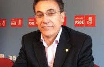 Antonio Rubio, alcalde de Socovos.
