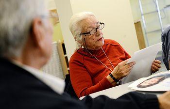 El envejecimiento activo es uno de los ejes del programa de Mayores de Obra Social la Caixa.