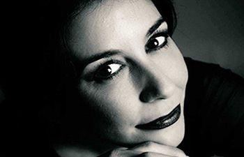 Cartel Recital Flamenco de Laura Vital en Albacete.