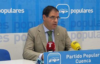 Benjamín Prieto. Foto de Archivo.