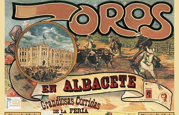 Cartel Feria Taurina de Albacete
