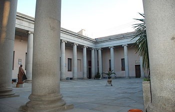 Las sesiones tendrán lugar en el Paraninfo de Lorenzana.