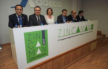 Presentación de ZINCAMAN 2017