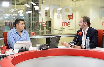 Javier Maroto entrevistado en RNE