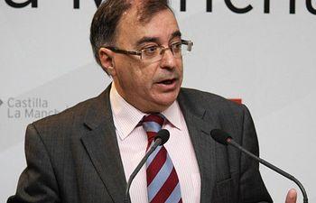 Fernando Mora - PSOE. Imagen de archivo.