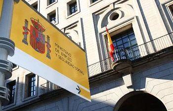 Sede Ministerio. Foto: Pool Moncloa / Acceso libre.