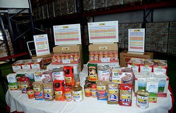 El Ministerio de Agricultura, Alimentación y Medio Ambiente distribuye gratuitamente casi 34 millones de kilos de alimentos entre las personas más desfavorecidas. Foto: Ministerio de Agricultura, Alimentación y Medio Ambiente