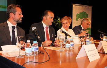 """Inauguración II Jornada Europea Compartida """"La titularidad compartida en las explotaciones agrarias""""."""