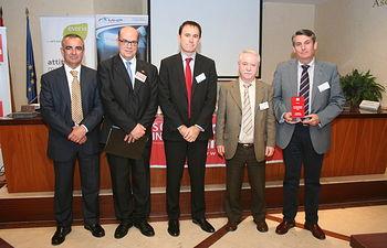 AEMET Premios TIC. Foto: Ministerio de Agricultura, Alimentación y Medio Ambiente