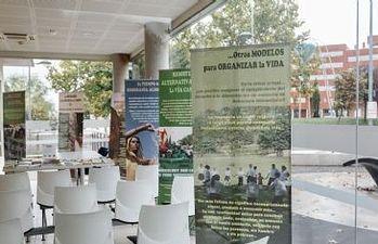 Exposición Día Mundial de la Alimentación en el CMI