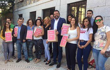 José Luis Blanco presenta 2.199 avales que garantizan la celebración de Primarias en Castilla-La Mancha