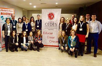 Éxito en las I Jornadas de divulgación pedagógica Academia CEDES