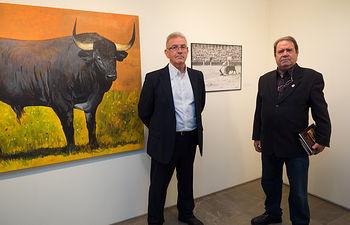 Antonio Saiz y Juan Miguel Rodríguez Cuesta