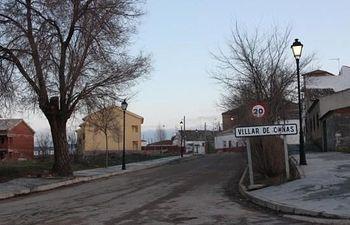 Localidad de Villar de Cañas - Cuenca