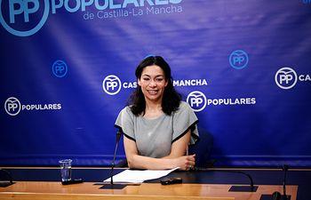 Claudia Alonso.