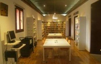 Nueva Biblioteca Centro Cultural San Clemente
