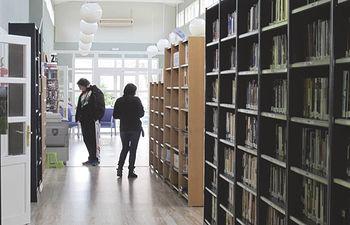 Biblioteca de Cabanillas del Campo.