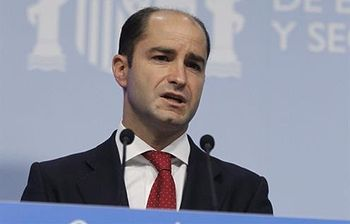El secretario de Estado de Empleo ha inaugurado hoy en Madrid el II Congreso de Seguridad y Salud en el Trabajo. Foto: EFE.
