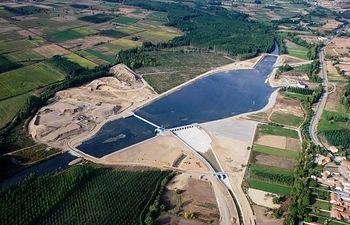 Toma Canal Bajo de los Payuelos, León. Foto: Ministerio de Agricultura, Alimentación y Medio Ambiente