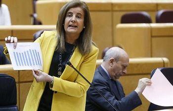 Fátima Báñez (Foto: Archivo)