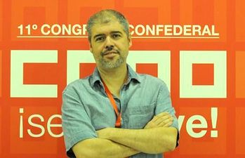Unai Sordo, nuevo secretario general de CCOO.