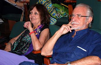 Cristina Fernández Cubas y José María Merino han intervenido en la primera sesión.