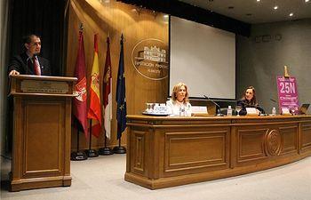 Santiago Cabañero anuncia la creación de un Área de Igualdad en la institución provincial