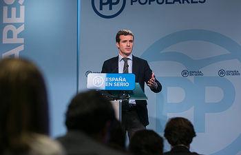 Pablo Casado, Vicesecretario de comunicación