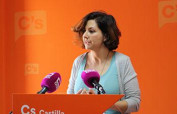 Orlena De Miguel portavoz de Cs en C-LM