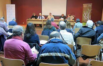 Asamblea Ordinaria RECAMDER enero.