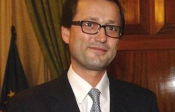 Jaime Haddad. Foto: Ministerio de Agricultura, Alimentación y Medio Ambiente