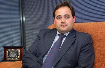 Francisco Núñez, presidente provincial del Partido Popular de Albacete.
