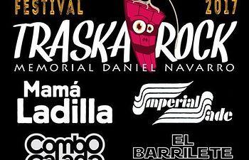 Traska Rock'17 en Peñas de San Pedro.