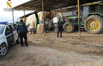 ASAJA exige al Gobierno la urgente entrada en vigor de la reforma del Código Penal. Foto: ASAJA CLM.