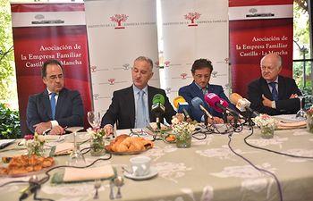 Presentación del Congreso Nacional de la Empresa Familiar.