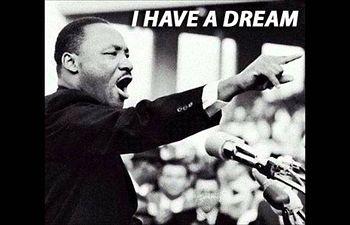 Martin Luther King - Tengo un sueño.