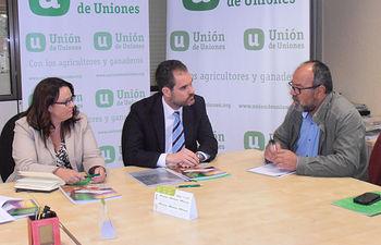 Mercadona y La Unión de Uniones analizan la evolución del mercado agroalimentario en España