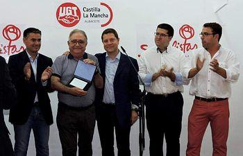 Entrega Premios Pablo Iglesias  (foto archivo)