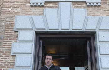 Juan Francisco Ruiz, secretario general de SATSE Castilla-La Mancha.