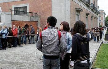 Turistas. Foto: EFE.