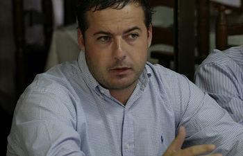Agustín Almodóbar, Portavoz de Turismo del Grupo Parlamentario Popular