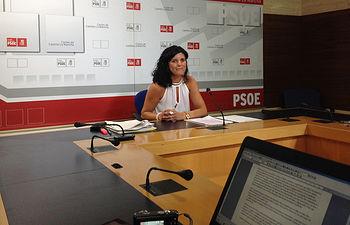 Josefa Navarrete.