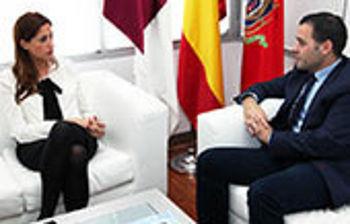 Reunión con el presidente Provincial de APEC