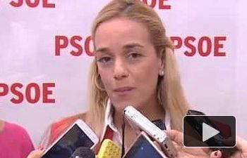 PSOE: Declaraciones de Carme Chacón